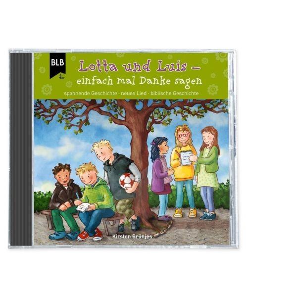 Lotta und Luis - Einfach mal Danke sagen (Hörbuch-CD)