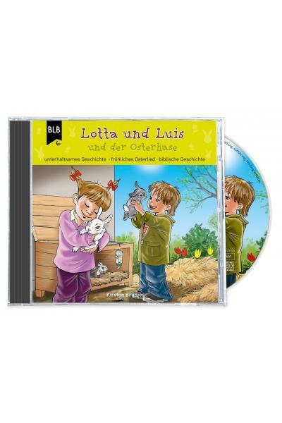 Lotta und Luis und der Osterhase (Hörbuch-CD)
