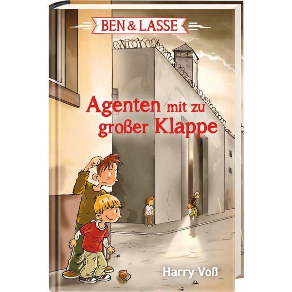 Ben & Lasse - Agenten mit zu großer Klappe (Band1)