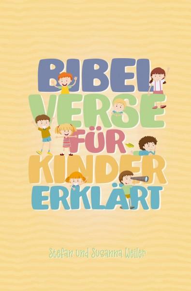 Bibelverse für Kinder erklärt