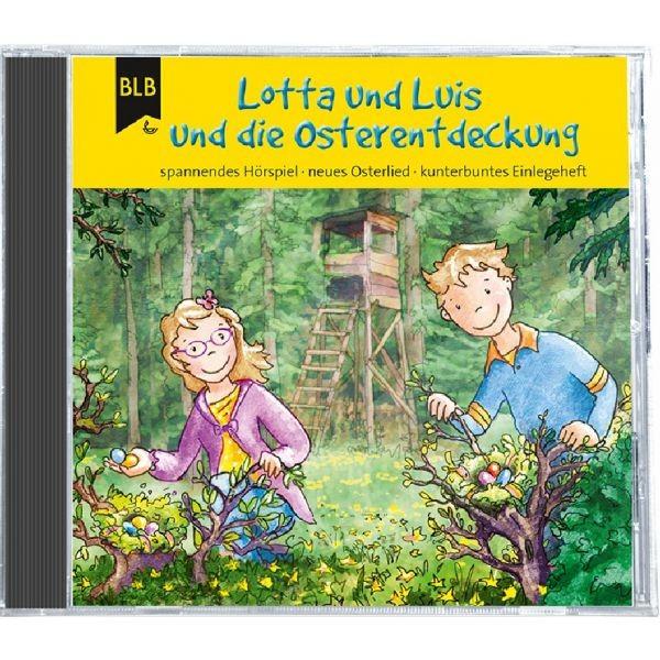 Lotta und Luis und die Osterentdeckung (Hörbuch-CD)