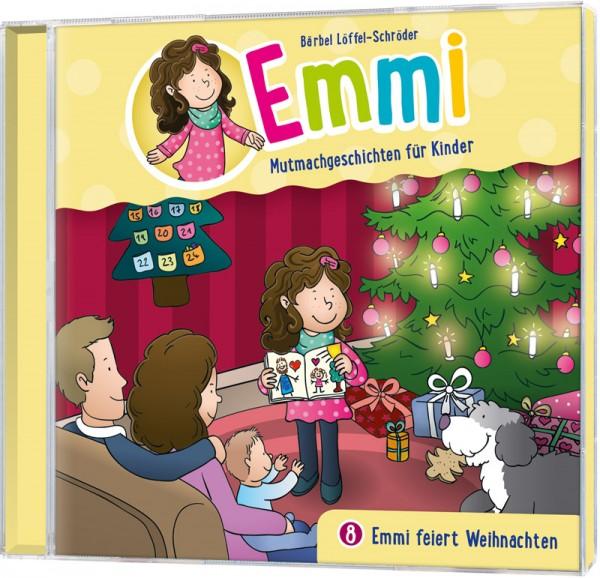 Emmi 8 - Emmi feiert Weihnachten (Hörspiel-CD)