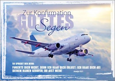 DK Konfi Flugzeug
