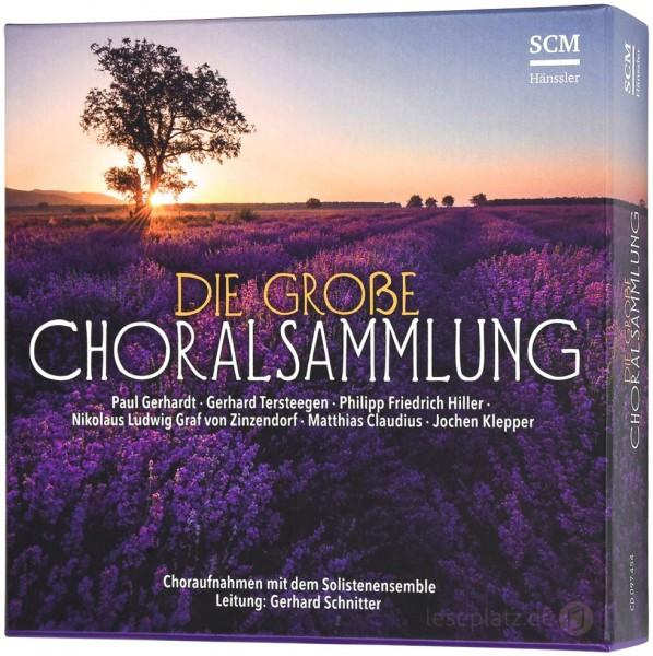 Die große Choralsammlung (Audio - CD)