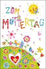 Doppelkarte Zum Muttertag