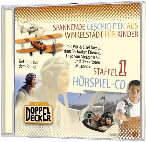 Doppeldecker Staffel 1 (CD)