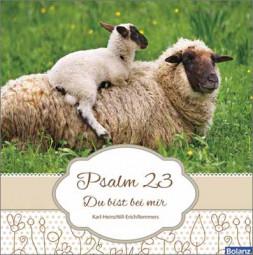 Geschenkbildband Psalm 23 - Du bist bei mir