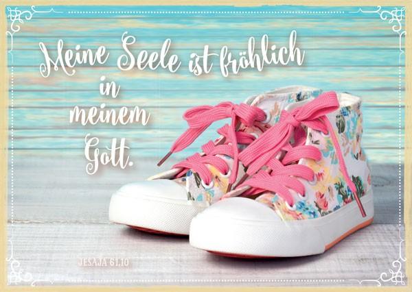 PK Blumen Sneakers