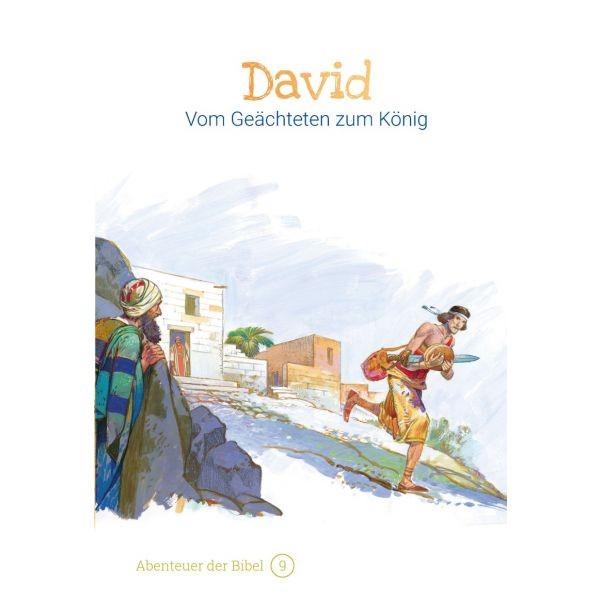 David – Vom Geächteten zum König