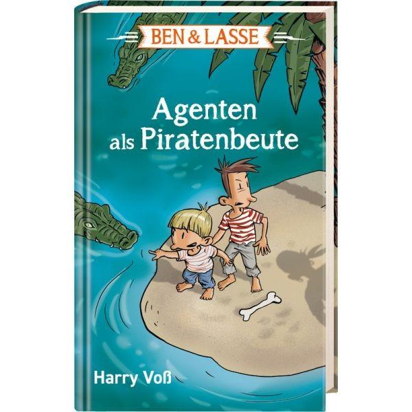 Ben & Lasse - Agenten als Piratenbeute (Band 5)