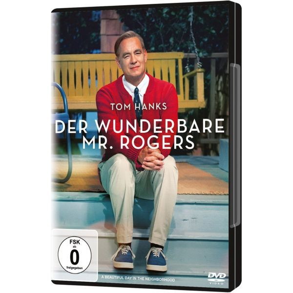 Der wunderbare Mr. Rogers (Video - DVD)