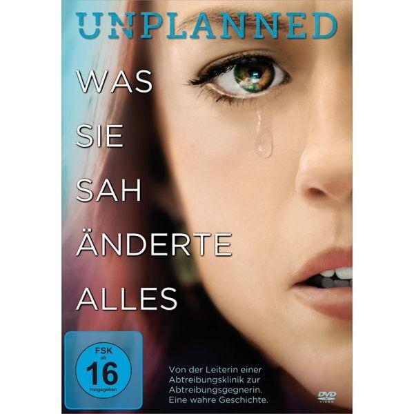 Unplanned (Video - DVD) Was sie sah änderte alles