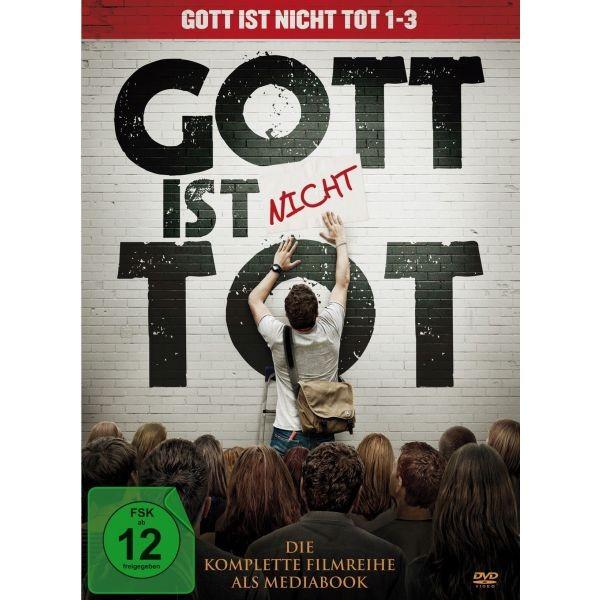 Gott ist nicht tot 1-3 (Video - DVD)