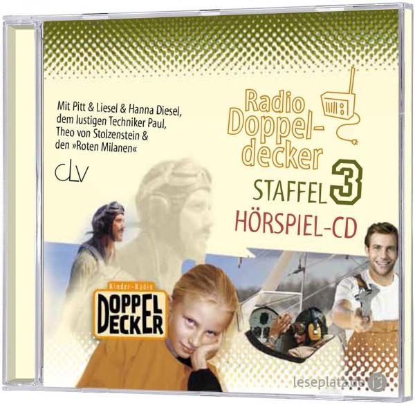 Doppeldecker Staffel 3 (CD)
