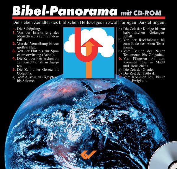 Bibel-Panorama mit CD-ROM