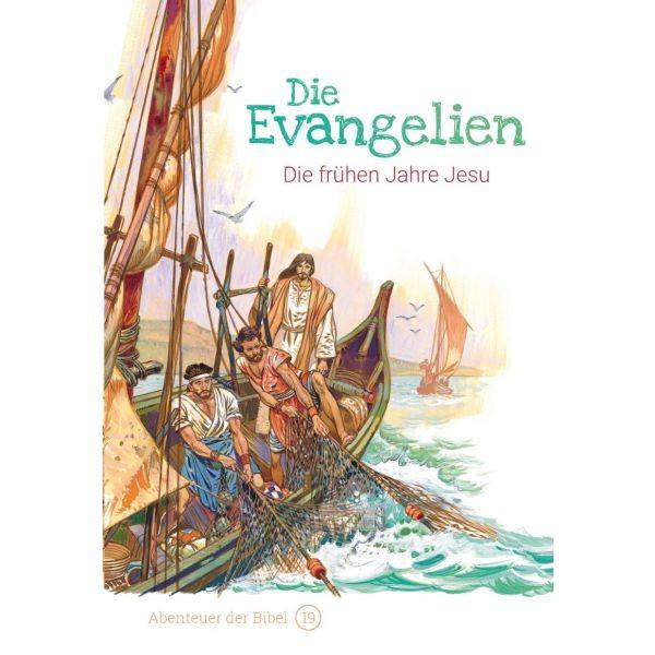 Die Evangelien – Die frühen Jahre Jesu