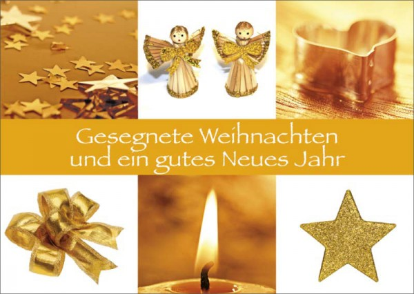 Minikarten Engelchen und Sternchen