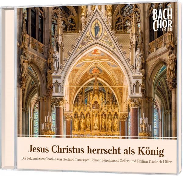 Jesus Christus herrscht als König - CD