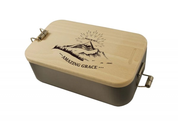 Lunchbox Amazing Grace