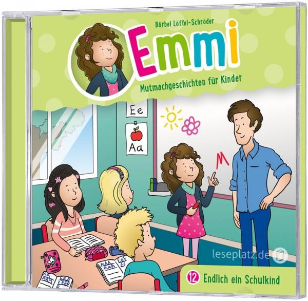 Emmi 12 - Endlich ein Schulkind (Hörspiel-CD)