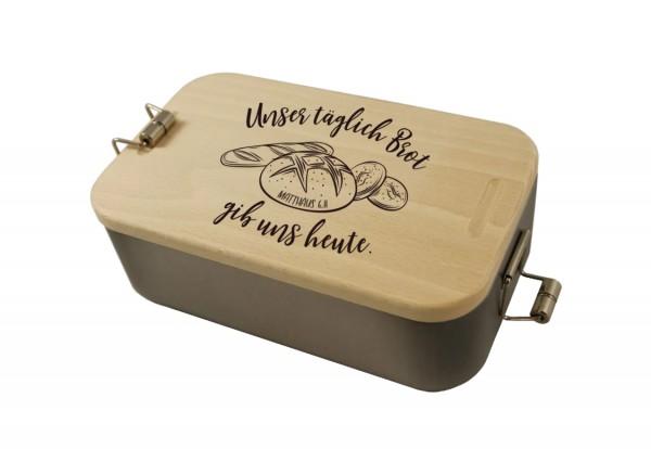 Lunchbox Unser täglich Brot