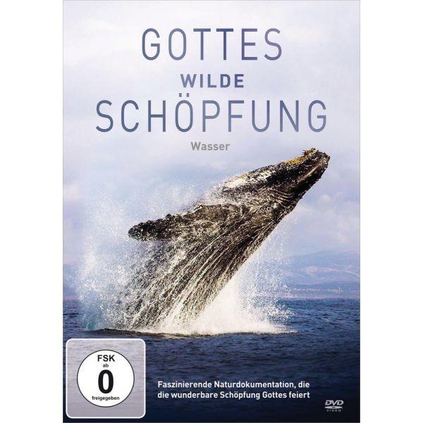 Gottes wilde Schöpfung: Wasser (Video - DVD)