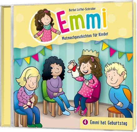Emmi 4 - Emmi hat Geburtstag (Hörspiel-CD)