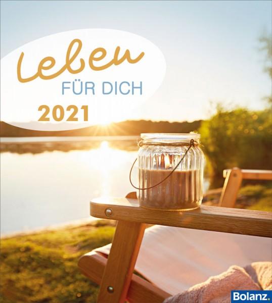 Leben für Dich 2021 - Verteilkalender in vielen Sprachen
