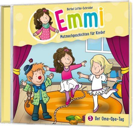 Emmi 5 - Der Oma-Opa-Tag (Hörspiel-CD)