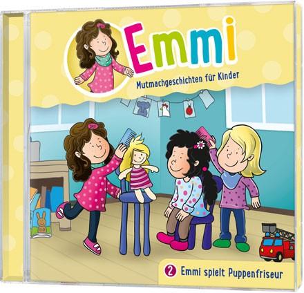 Emmi 2 - Emmi spielt Puppenfriseur (Hörspiel-CD)