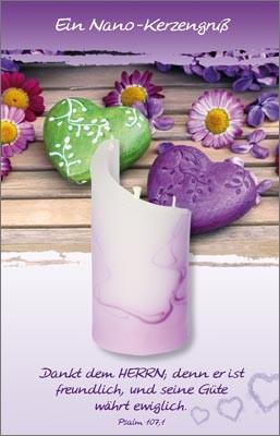 Candlecard lila-Copy