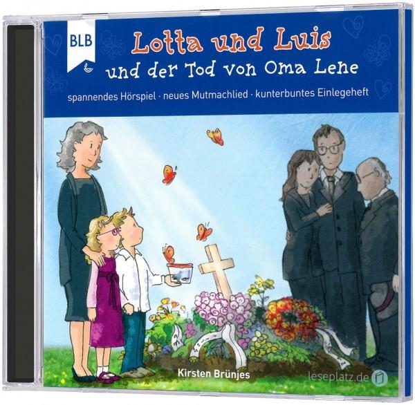 Lotta und Luis und der Tod von Oma Lene (Hörbuch-CD)