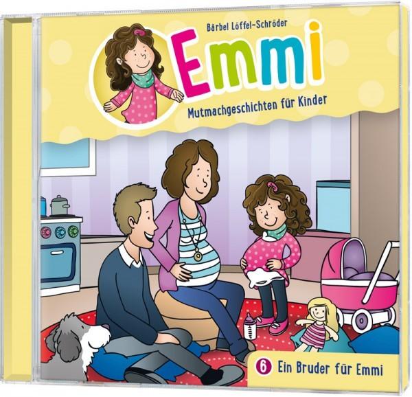 Emmi 6 - Ein Bruder für Emmi (Hörspiel-CD)