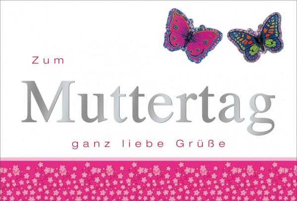 DK Muttertag-Schmetterling