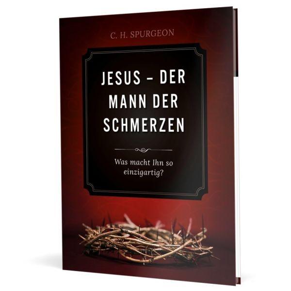 Jesus - Der Mann der Schmerzen - Audio Hörbuch