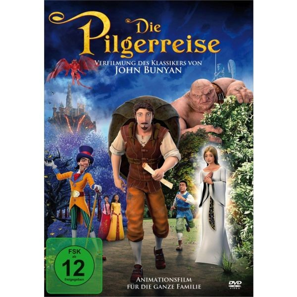 Die Pilgerreise (Video - DVD)