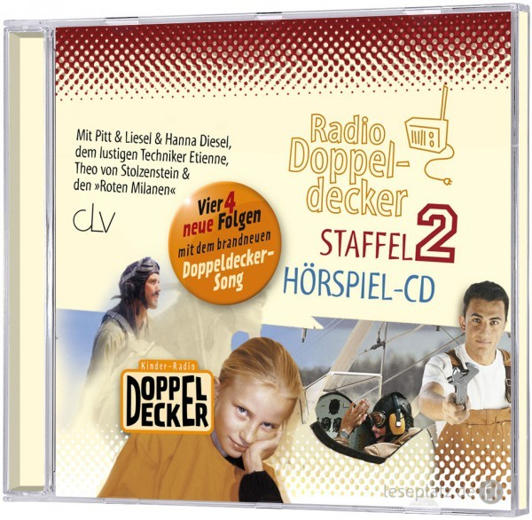Radio Doppeldecker - Staffel 2
