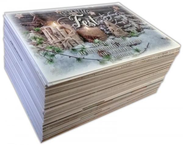 Postkarten Serie - Weihnachten