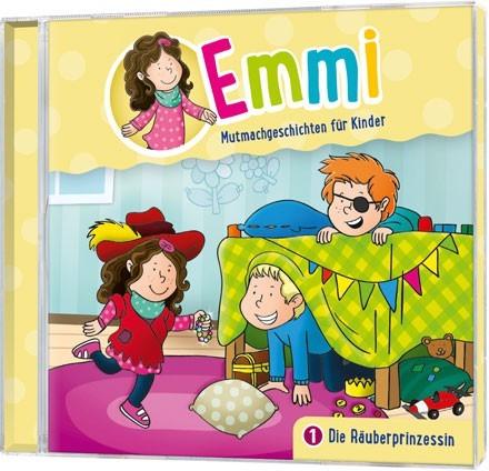 Emmi 1 - Die Räuberprinzessin (Hörspiel-CD)
