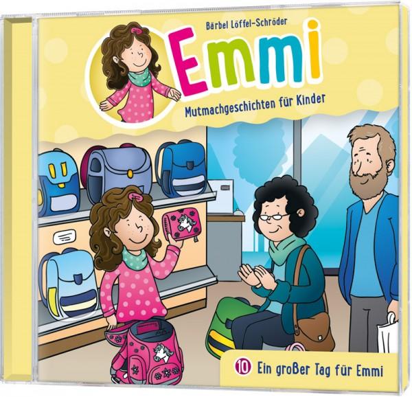 Emmi 10 - Ein großer Tag für Emmi (Hörspiel-CD)